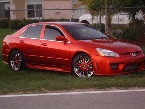 Betoballer1 2003 Honda Accord Specs, Photos, Modification Info at CarDomain