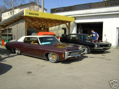 Nastyplayazcrew 1969 Chevrolet Impala Specs Photos
