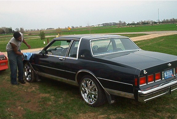slimshouse 1985 chevrolet caprice specs photos modification info at cardomain cardomain