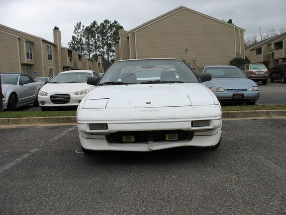 Another RenegadeX 1987 Toyota MR2 post... - 8147419