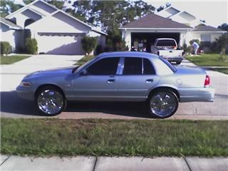 Another Crownvic02 2002 Ford Crown Victoria post... - 8149124