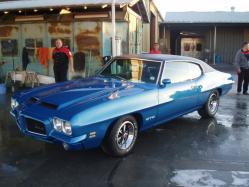 The71Goats 1971 Pontiac GTO