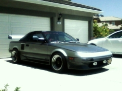 superchargedjdms 1988 Toyota MR2