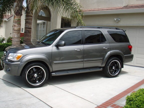 toyoseq05 2005 Toyota Sequoia Specs, Photos, Modification Info at CarDomain