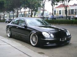 carrazer008s 2006 Mercedes-Benz E-Class