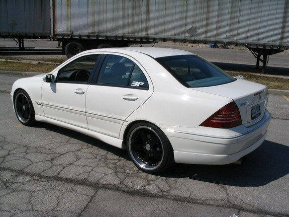 Another supershyguy_trd 2004 Mercedes-Benz C-Class post... - 8152182
