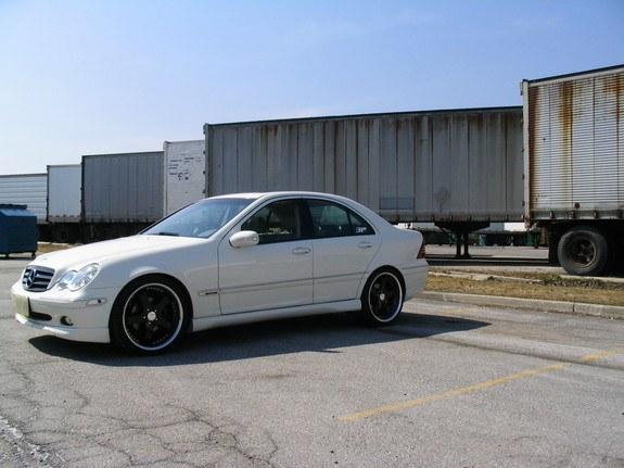 Another supershyguy_trd 2004 Mercedes-Benz C-Class post... - 8152183