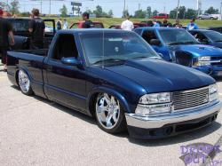 odevious1s 2001 Chevrolet S-10 Pickup