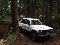 will22re 1985 Toyota 4Runner