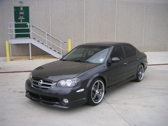 Another KCMC582 2002 Nissan Maxima post... - 8156731