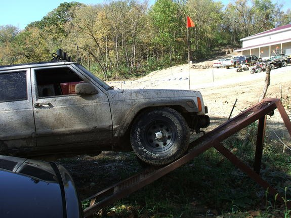 Another sindance 1997 Jeep Cherokee post... - 8156072