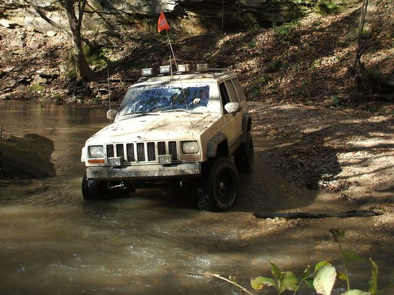 Another sindance 1997 Jeep Cherokee post... - 8156073