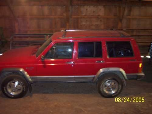 Another nowucmenowudont 1992 Jeep Cherokee post... - 8160220