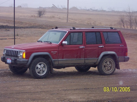 Another nowucmenowudont 1992 Jeep Cherokee post... - 8160221