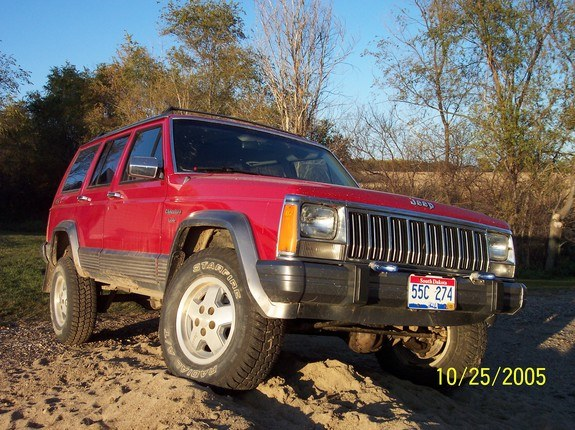 Another nowucmenowudont 1992 Jeep Cherokee post... - 8160223