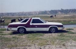 joefairmont 1980 Ford Fairmont