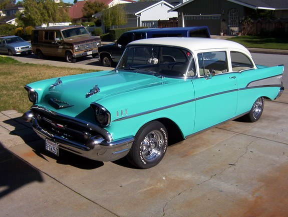 Another GMC1500 1957 Chevrolet 210 post... - 8158438