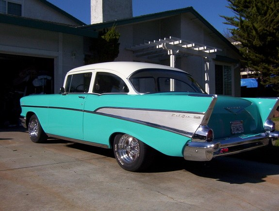 Another GMC1500 1957 Chevrolet 210 post... - 8158439