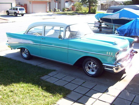 Another GMC1500 1957 Chevrolet 210 post... - 8158440
