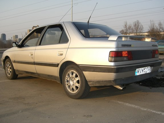 Another selter 1990 Peugeot 405 post... - 8525585