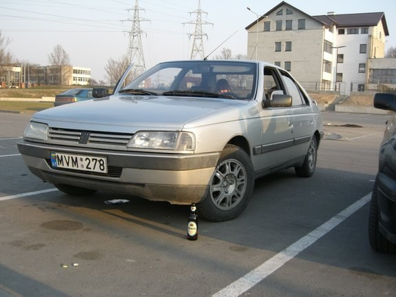 Another selter 1990 Peugeot 405 post... - 8525586