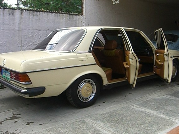 Jerome Velasquez 1982 Mercedes-Benz E-Class Specs, Photos