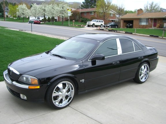 Another lee_caldwell1029 2002 Lincoln LS post... - 8160891