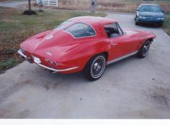 splitwindow1s 1963 Chevrolet Corvette