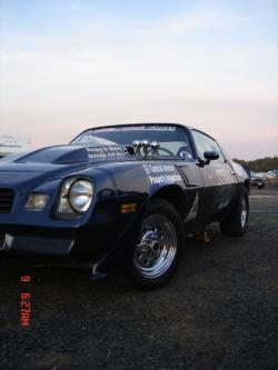 Levimans 1980 Chevrolet Camaro
