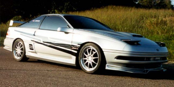 Another 1stGenLove 1992 Ford Probe post... - 8164201
