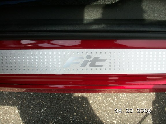 Another sy11580 2007 Honda Fit post... - 8164100