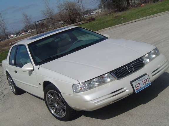 polster 1994 mercury cougar specs photos modification info at cardomain cardomain