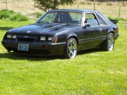 ZillaRacingFox09s 1985 Ford Mustang
