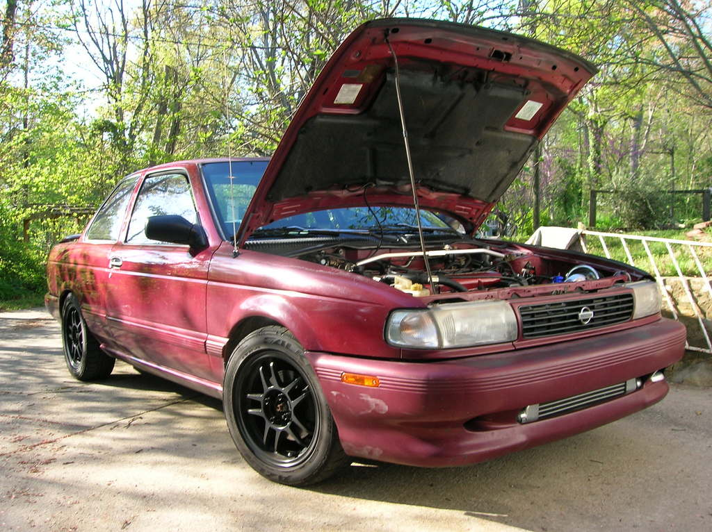 Another Lemniscate 1993 Nissan Sentra post... - 8166798