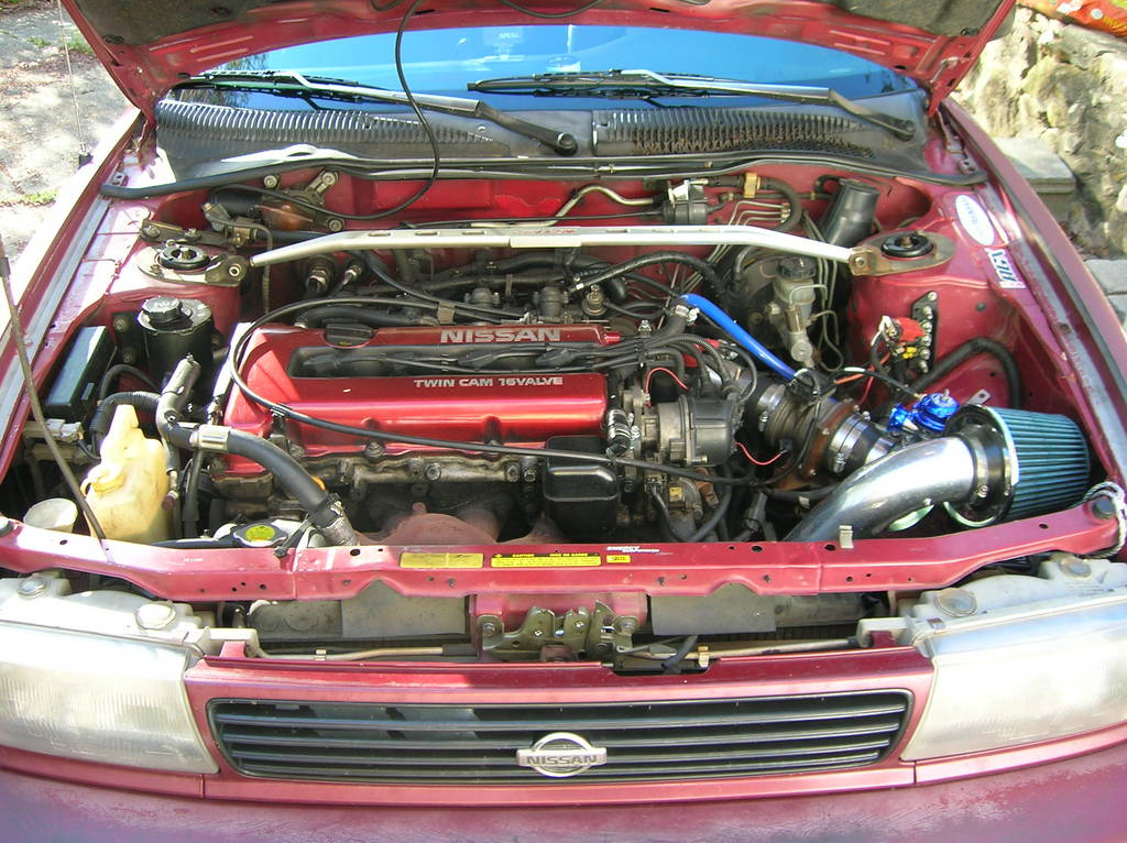 Another Lemniscate 1993 Nissan Sentra post... - 8166803