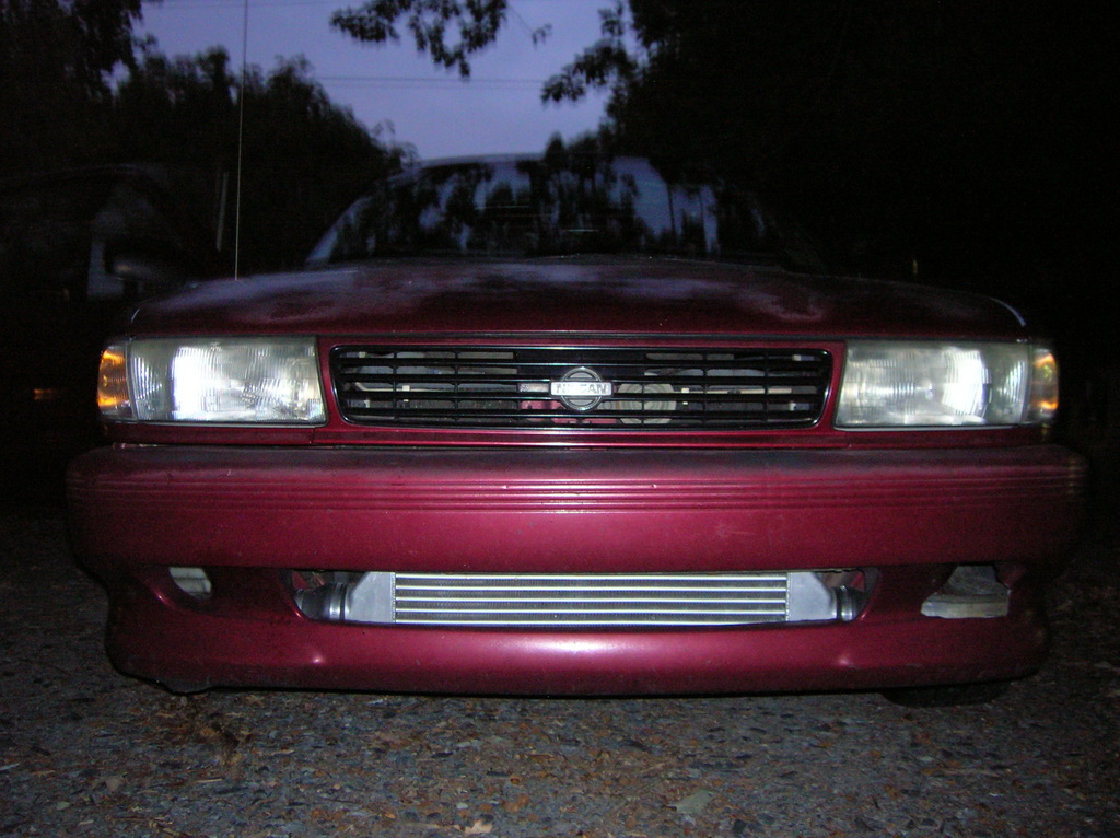 Another Lemniscate 1993 Nissan Sentra post... - 8166815