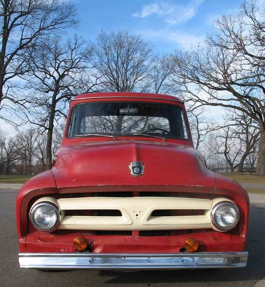 Alienbaby17's 1955 Ford F150 Regular Cab Page 2 in Twin Cities, MN