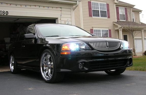 Another KINGRIDE 2002 Lincoln LS post... - 8492630