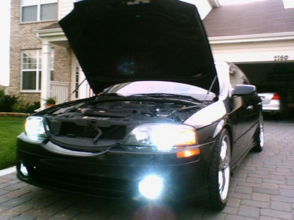 Another KINGRIDE 2002 Lincoln LS post... - 8492645