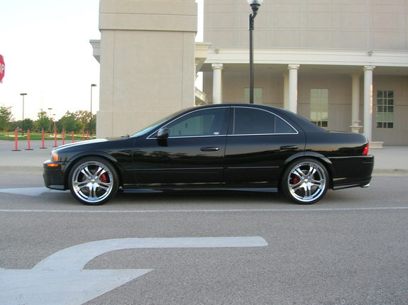 Another KINGRIDE 2002 Lincoln LS post... - 8492671