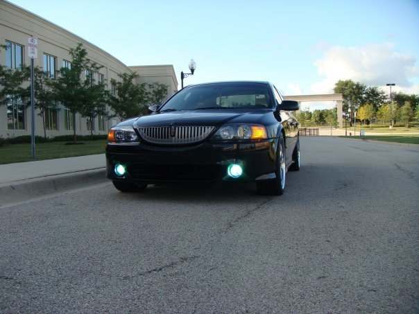 Another KINGRIDE 2002 Lincoln LS post... - 8492675