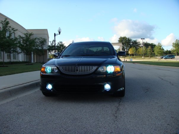 Another KINGRIDE 2002 Lincoln LS post... - 8492679