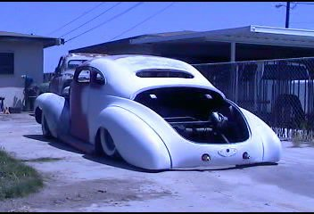 Another chopped39 1939 DeSoto Custom post... - 8169297