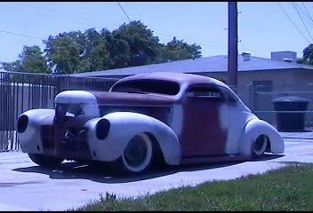 Another chopped39 1939 DeSoto Custom post... - 8169299