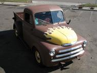1950 Dodge Ram 1500 Regular Cab