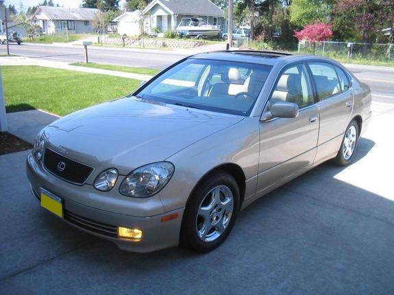 Another mayers10 1999 Lexus GS post... - 8169308