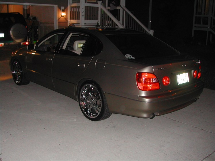 Another mayers10 1999 Lexus GS post... - 8169310