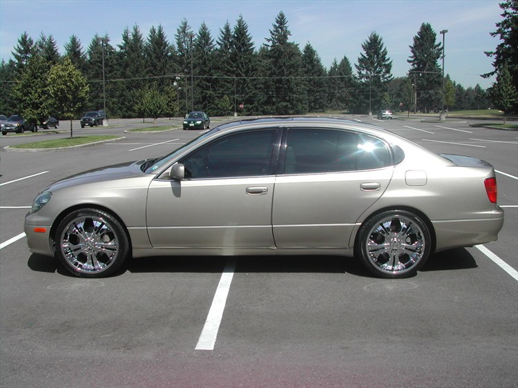 Another mayers10 1999 Lexus GS post... - 8169321