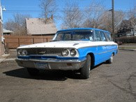 Alienbaby17's 1963 Ford Galaxie