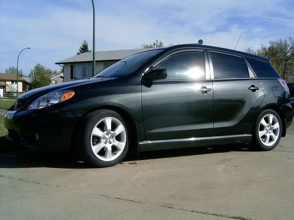 morrow2k 2005 toyota matrix specs photos modification. Black Bedroom Furniture Sets. Home Design Ideas